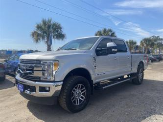 2017 Ford F250sd Lariat